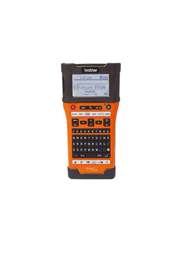 Brother PT-E550WVP/ Rotuladora industrial portátil WiFi